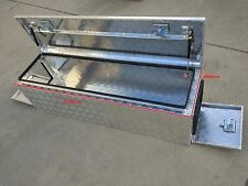Aluminium 1700x400x400mm 3 Door Rectangular Ute TRUCK TRAILER Tool Box Toolbox