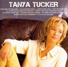 Icon * by Tanya Tucker (CD, Jun-2014, Capitol)