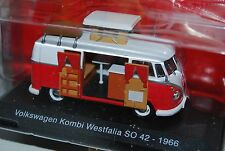 PASSION CAMPING CAR VOLKSWAGEN KOMBI WESTFALIA SO.42 DE 1966