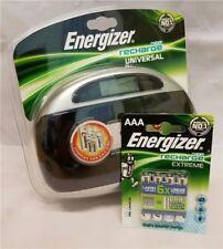 Cargadores de baterías y pilas para TV y Home Audio AAA/AA/C/D/9 V