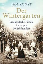 Jan Konst: Der Wintergarten von Jan Konst (Taschenbuch 2020)