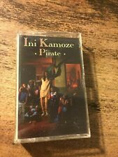 Ini Kamoze Pirate Mango Label cassette