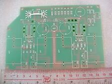 HI-FI STEREO IRF610 MOSFET SINGLE ENDED LINE AMPLIFIER PCB BASED ON ZEN CIRCUIT