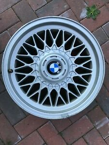 """BMW 7 SERIES E38 16"""" STYLE 5 SPARE ALLOY WHEEL 1182277 8Jx16 IS23 GENUINE OEM #2"""
