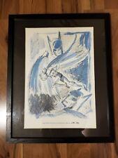 JOHN MAIORIELLO BATMAN ORIGINAL SKETCH ART COLLECTION BY BOB KANE L.E. #483/500