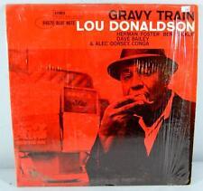 "Lou Donaldson ""Gravy Train"" Blue Note 84079  Vinyl LP Jazz"