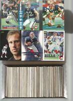 1970 -2004 BUFFALO BILLS 225+ CARD LOT