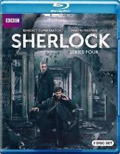 Sherlock-season 4 [blu-ray/2 Disc/o-sleeve] (Warner Home Video) (warbre600781)