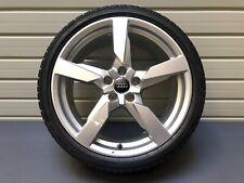 Original Audi TT RS 8S Polygon 19 Zoll Alufelgen Felgen Winterräder 8S0601025BH