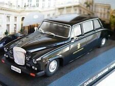 DAIMLER LIMOUSINE JAMES BOND CASINO ROYALE 1/43 SCALE CAR CRAIG ISSUE K8967Q~#~
