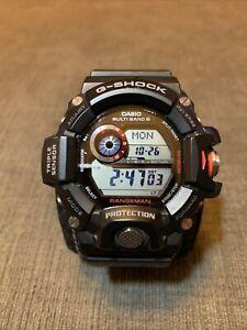 Casio G-Shock Rangeman GW9400-1 Wristwatch for Men