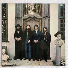 THE BEATLES -Hey Jude- Rare UK Export LP CONTRACT Pressing on Apple Heavy Vinyl