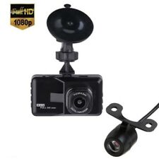 "3"" Dual Lens Car DVR Full HD 1080P Camera Vedio Recorder Rearview Auto Dash Cam"