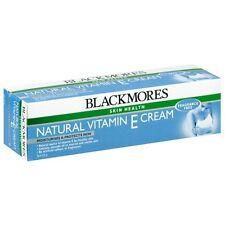 Blackmores Natural Vitamin E Cream 50g Tube