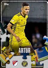 MLS JIGSAW ARTUR Topps Kick Digital Card
