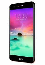 LG K10 2017 Black M250E Dual Sim 16GB 4G 13MP (Unlocked) Smartphone