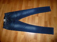 Jeans Damen Röhre gerades Bein VSCT Gr. 28 Schrittlänge 32 neu top dunkelblau