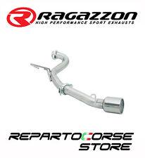 RAGAZZON SCARICO TERM. TONDO 102MM ALFA GTV 916 / SPIDER 3.0 V6 24V 160kW 218CV