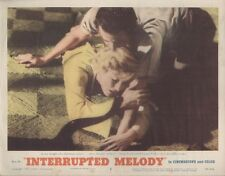 Interrupted Melody 11x14 Lobby Card #6