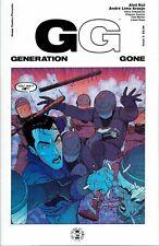 GENERATION GONE #3 IMAGE COMICS NM