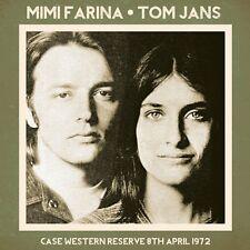 Mimi Farina & Tom Jans - Case Western Reserve 08-04-72. New CD + sealed