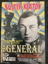 The General (Dvd, 1999, Discontinued) Buster Keaton