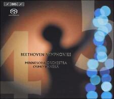 Beethoven: Symphonies Nos. 4 & 5 Super Audio Hybrid CD (CD, Dec-2004, BIS (Swede