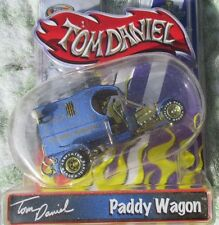 TOM DANIEL'S PADDY WAGON TOM DANIEL TOY ZONE 1:43 MIP CUSTOM SHOW CARS