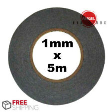 Double Adhesive Sided Tape 3M Sticker For Cellphone Repair 1mm Wide x 5M  Length