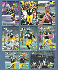 Packers 1997 super bowl set of 50 NM/Mt Favre White ++