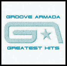 GROOVE ARMADA - GREATEST HITS CD ~ TRIP HOP 90's BEST OF DANCE *NEW*