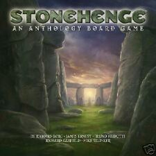 Stonehenge an Anthology   Board Game  New and Sealed