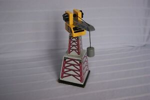 Magnetic Wooden CRANE compatible with Brio, Bigjigs & Thomas