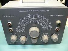 Heathkit SG-8 RF Signal Generator