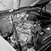Oldsmobile Super 88 Road Test 1957 model OLD CAR ROAD TEST PHOTO 2