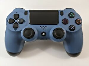 Official Sony PS4 Limited Edition Uncharted 4 Controller - Cleaned & Sanitized