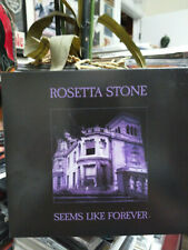 ROSETTA STONE - Seems Like Forever CD ( Be There Tomorrow ) Deathrock Gothic