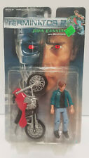New listing Terminator 2 John Connor with Motorcycle Kenner 1992