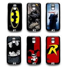 Batman Joker Robin Cover Case For Samsung Galaxy S3 S4 S5 S6 S7 Edge Note Mini