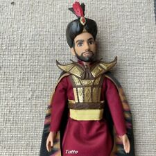 12'' Disney Aladdin Royal Vizier Jafar Action Figure Toy Doll Kids Xmas Gift