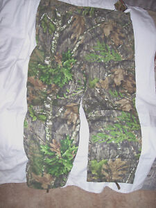 Mens Bdu Pants 3X Camo Hunting Pants Turkey Federation Mossy Oak Camo Obsession