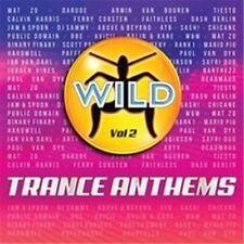 Wild Trance Anthems Vol 2 - CD-JEWEL CASE  NEW NOT SEALED
