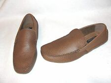 Men's Marc Anthony Brown Casual Moccasins - Size 9.5 - NIB