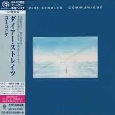Dire Straits - Communique Shm-sacd