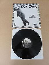 THE SELECTER Too Much Pressure 2 TONE LP RARE UK ORIGINAL 1ST PRESSING TWO TONE