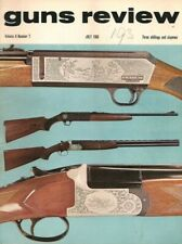 GUNS REVIEW July 1968 - Horse Artillery, Helicopter Armament, Shooting