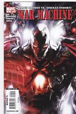WAR MACHINE #9 / PAK / JEFFERSON / IRON MAN / NORMAN OSBORN MARVEL COMICS / 2009
