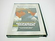 BROKEBACK MOUNTAIN DVD (GENTLY PREOWNED)