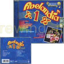 "CRISTINA D'AVENA ""FIVELANDIA 1"" RARO CD 2006 - SIGILLATO"