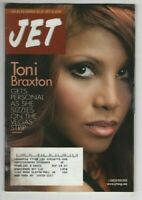 Jet Magazine Toni Braxton October 9, 2006 062520nonr